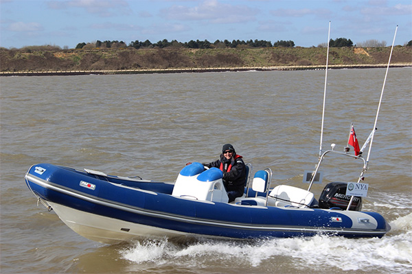 Coastal Courses from East Coast Motorboat Training