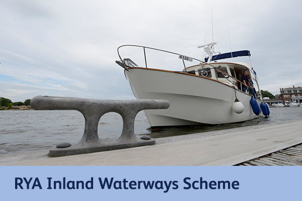 RYA Inland Waterways Scheme