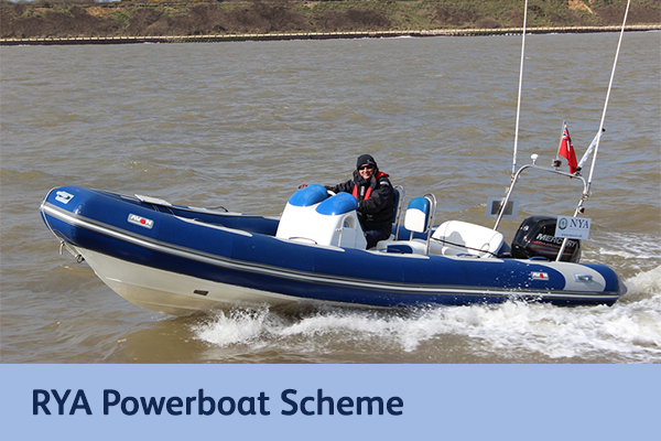RYA Powerboat Scheme Courses for Norfolk and Suffolk