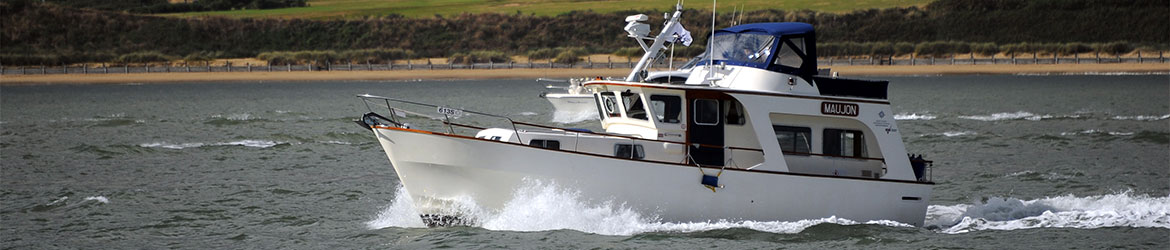 Boat training Coastal courses Suffolk